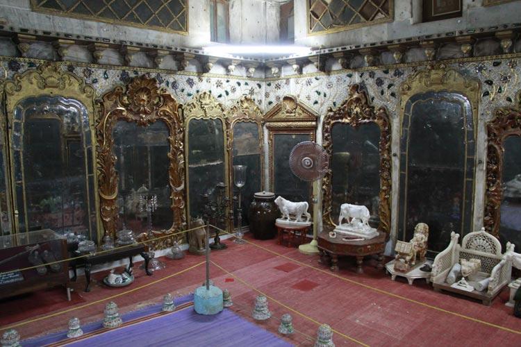 Aina Mahal Museum Bhuj