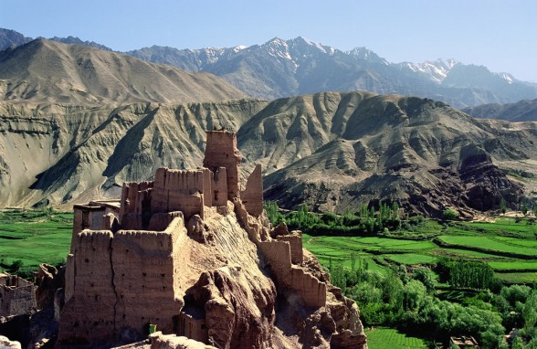 Basgo Fort Ladakh