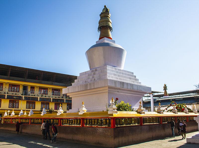 Chortan Stupa Gangtok
