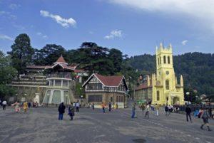 Christ-Church-in-Shimla