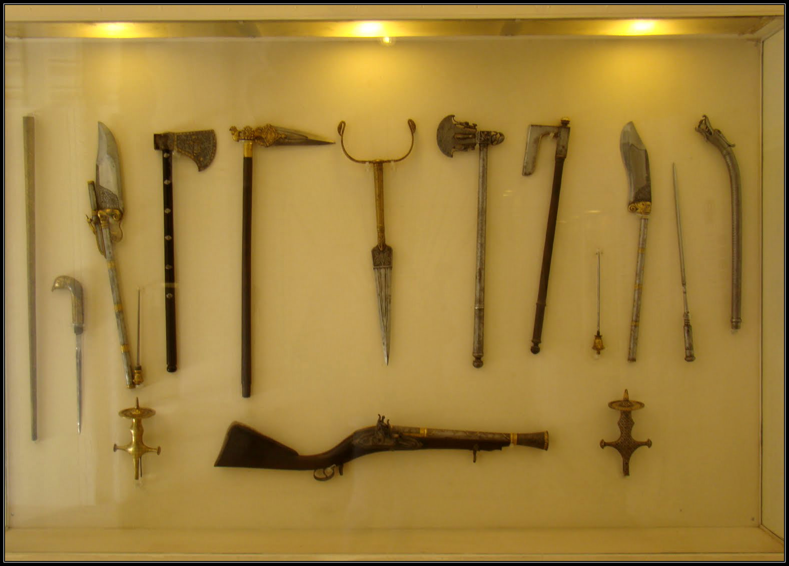 City Palace Weapons Museum Jaipur