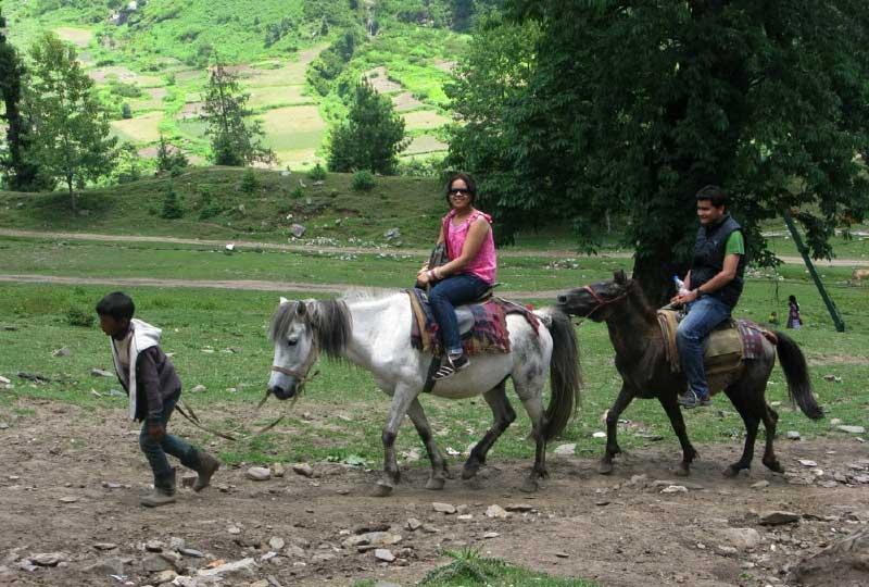 Fagu Horse Riding
