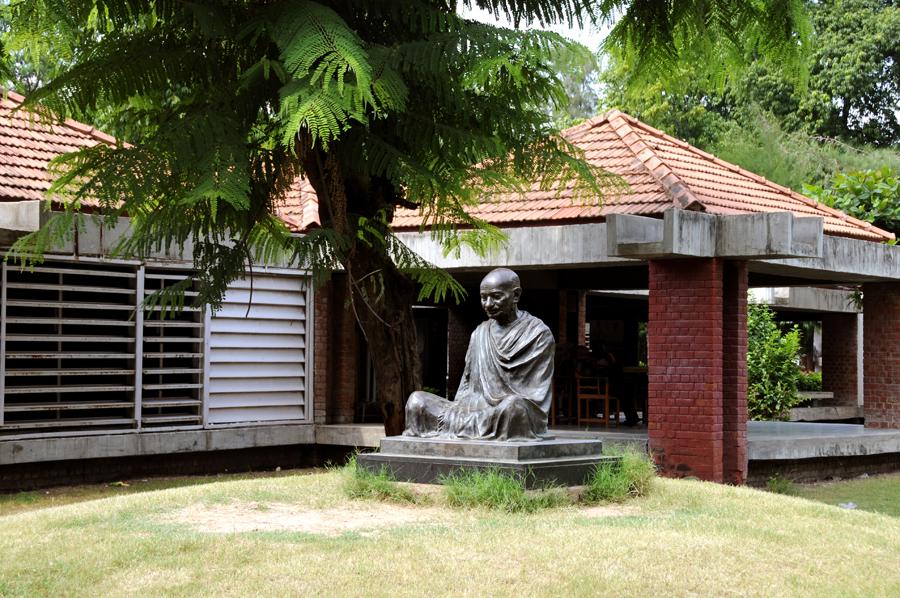 Gandhi Ashram Ahmedabad