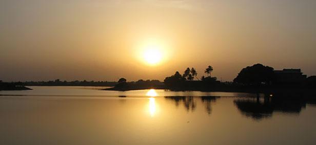 Gauri Shankar Lake