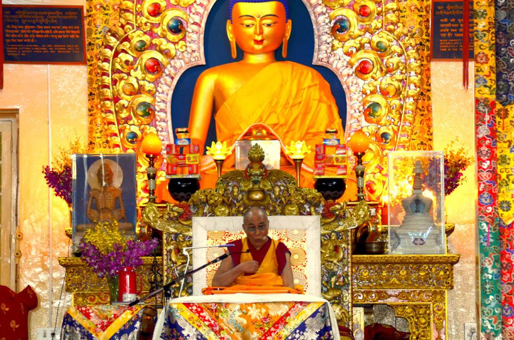 H.H Dalai Lama Temple