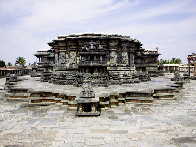 Hoysala Temple at Belur