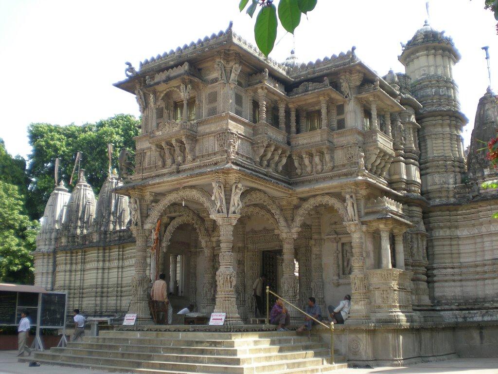 Jain Temples Ahmedabad