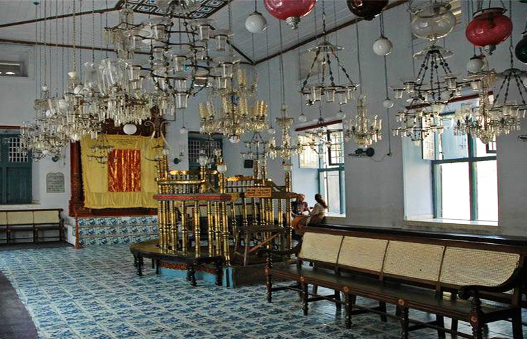 Jewish-Synagogue-Cochin