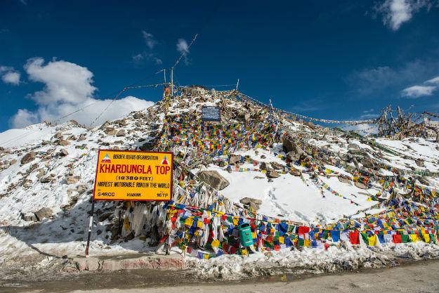 Khardungla-Pass