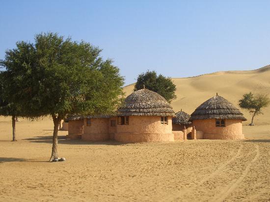 Khimsar Village