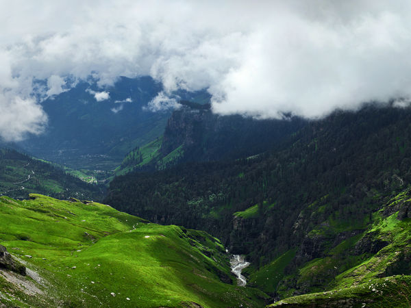 Kullu Valley himachal Pradesh