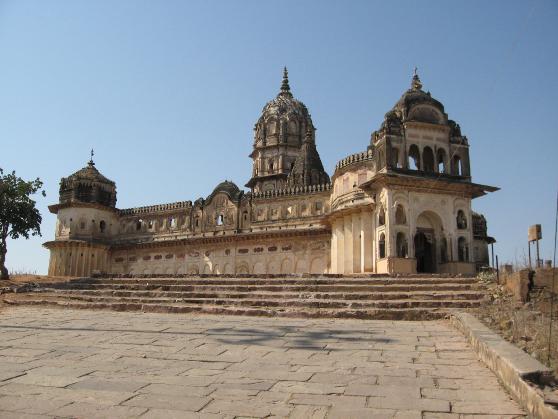 Lakshminarayan Temple Orchha