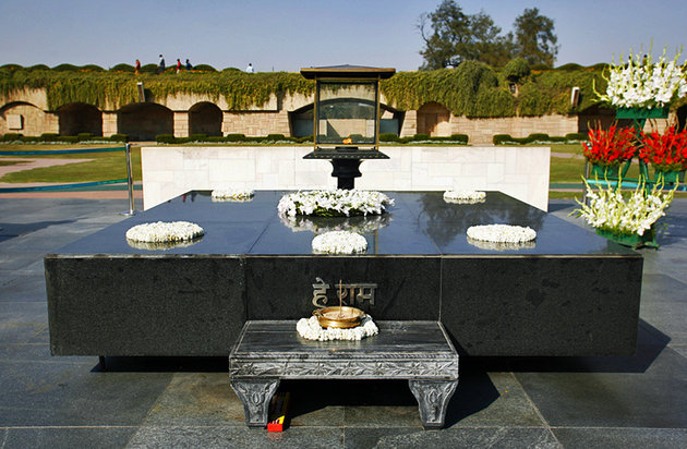 Mahatma Gandhi's Memorial Delhi