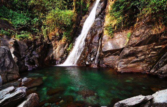 McLeodganj Bhagsu Falls