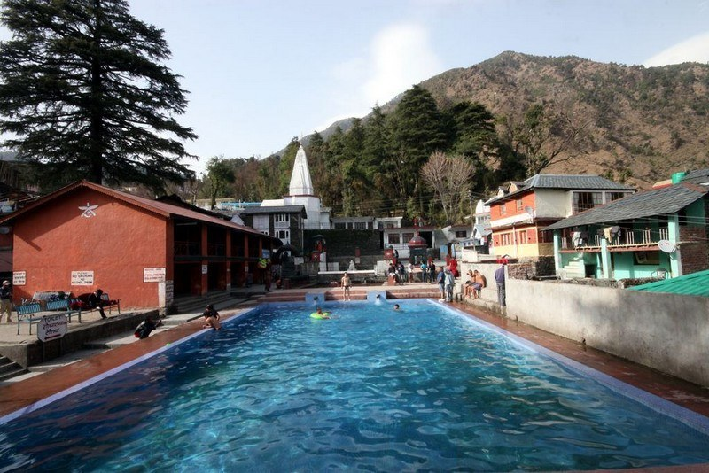 McLeodganj Bhagsu Temple