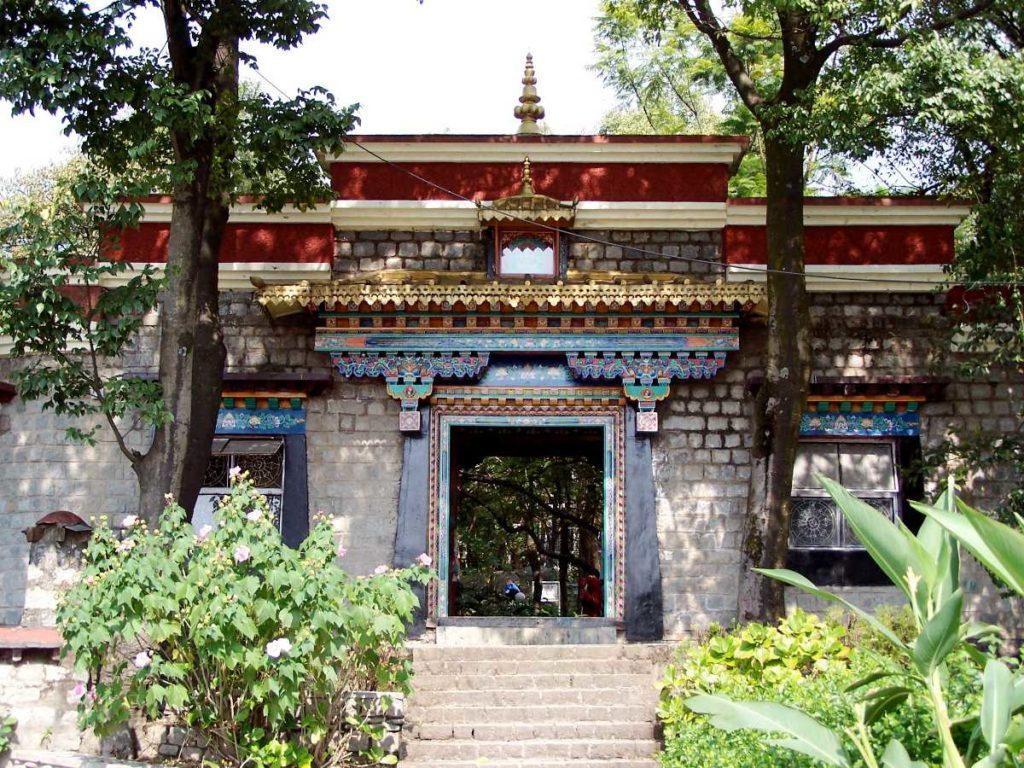 Namgyal-Monastery