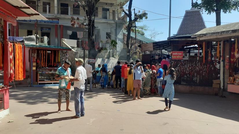 Neelkanth Mahadev Temple Rishikesh