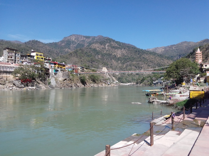 Rishikesh Uttrakhand India (1)