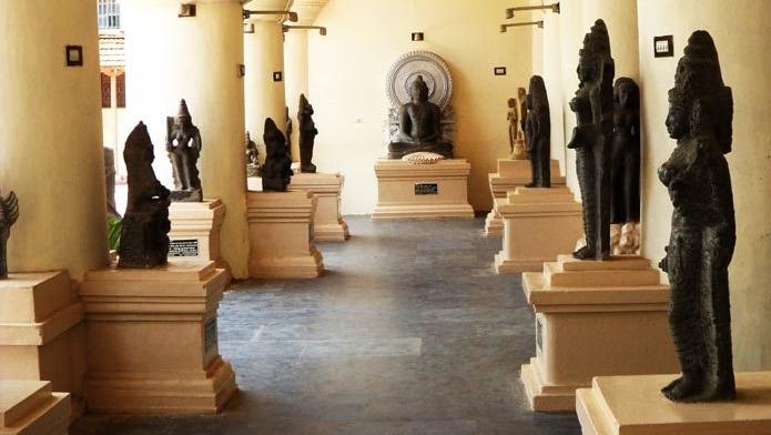 Royal Museum Tanjore