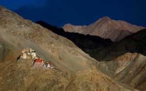 Sankar Gompa leh ladakh