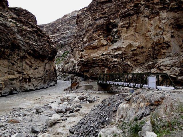 Satluj & Spiti rivers at Khab