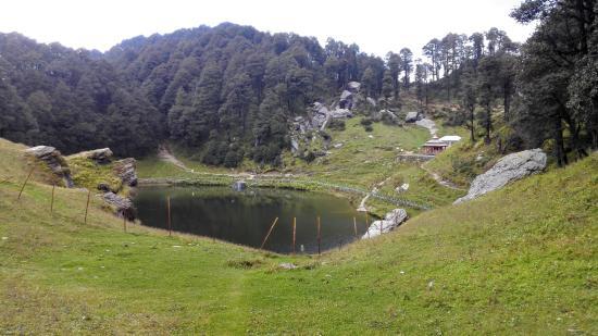 Serolsar Lake himachal Pradesh