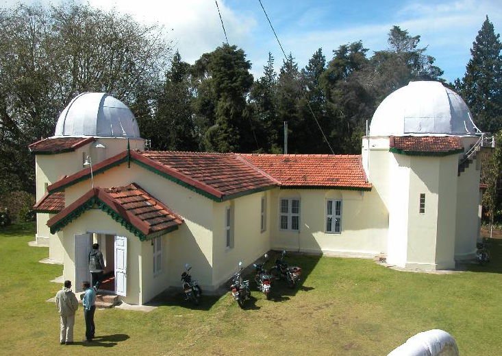 Solar Physical Observatory Kodaikanal