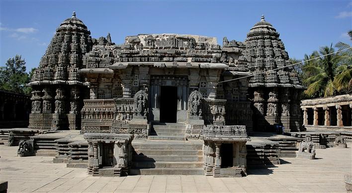 Somnathpur temples