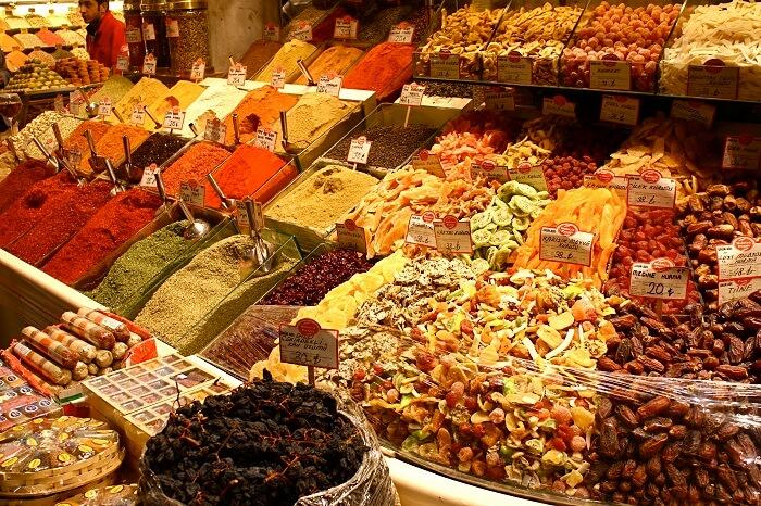 Spice market Cochin