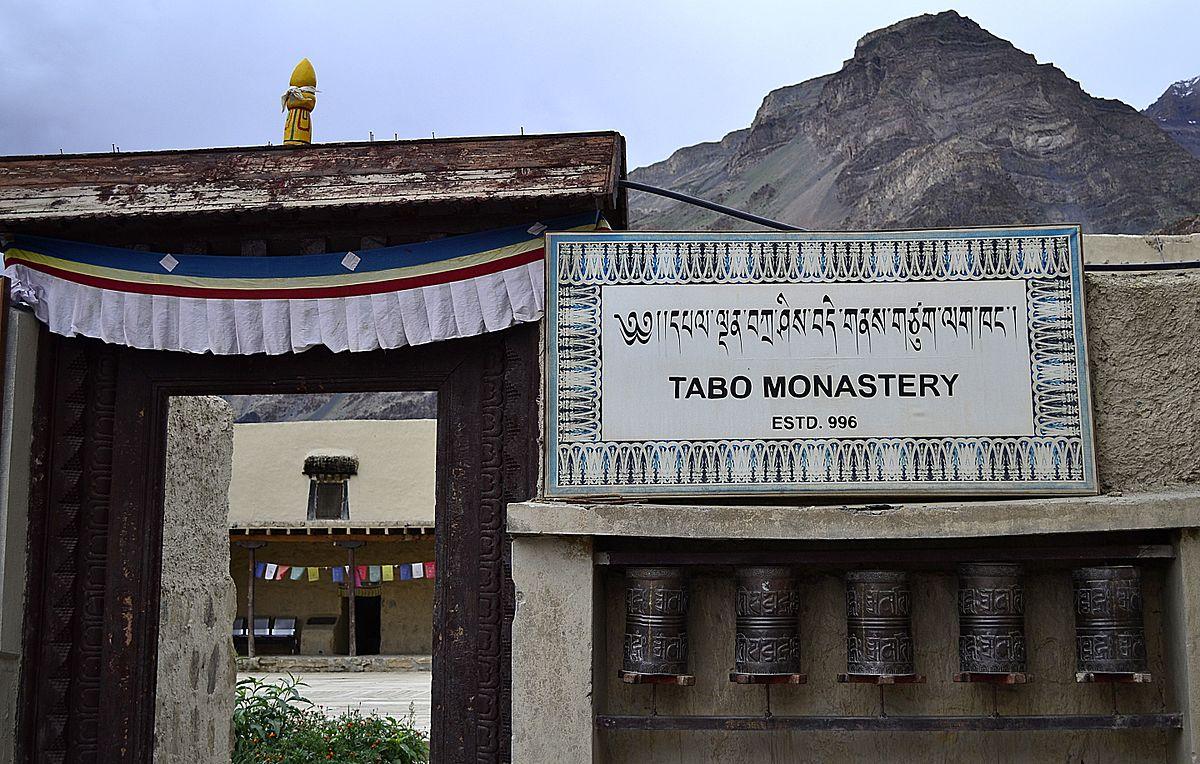 Tabo monastery spiti