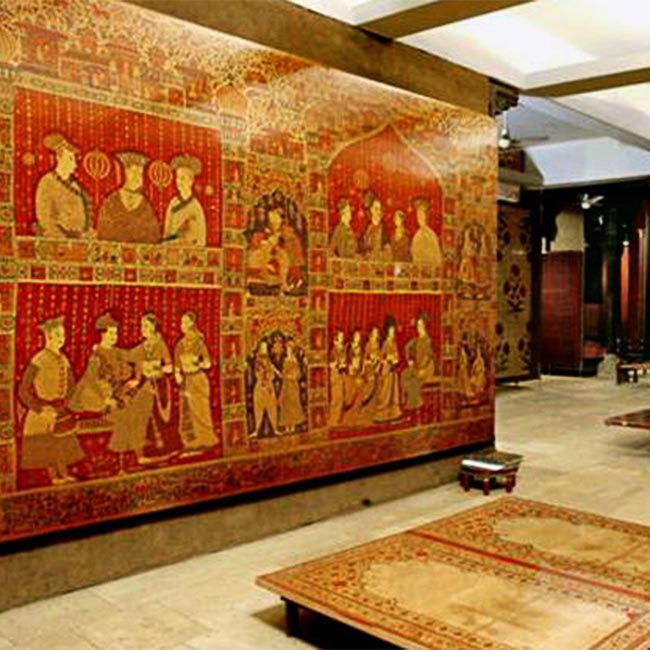 The Calico Museum of Textile Ahmedabad