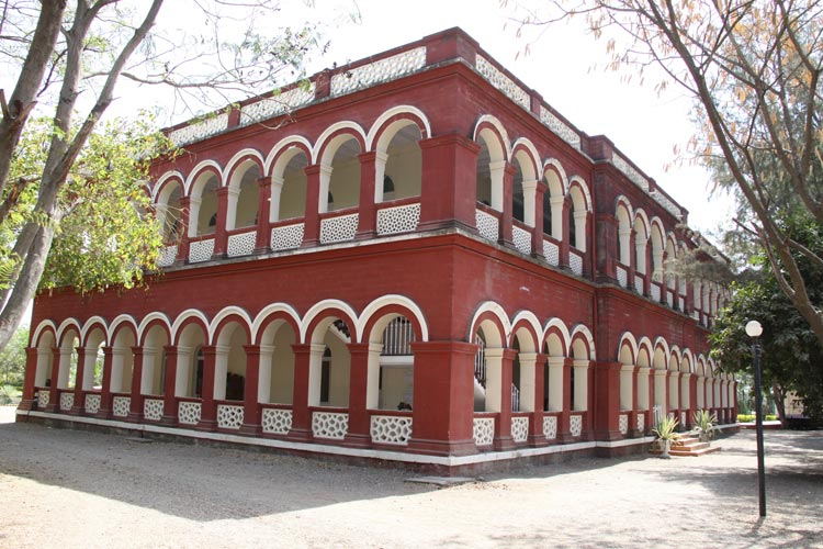 The Huzoor Palace Gondal