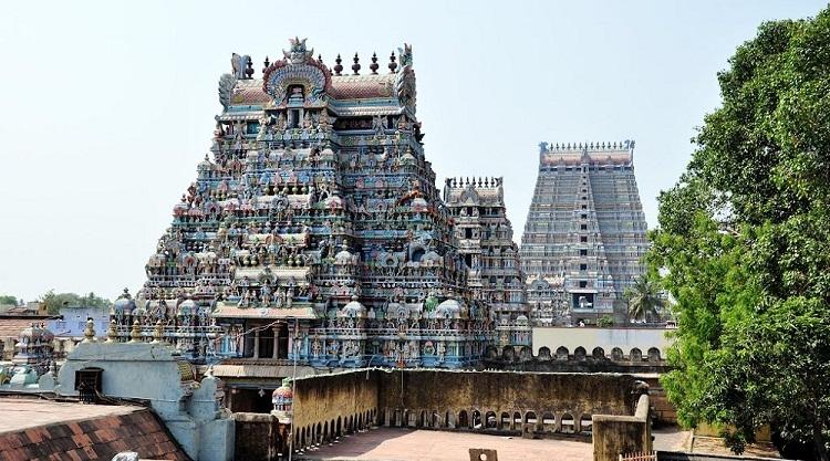 The Jambukeshwara Temple