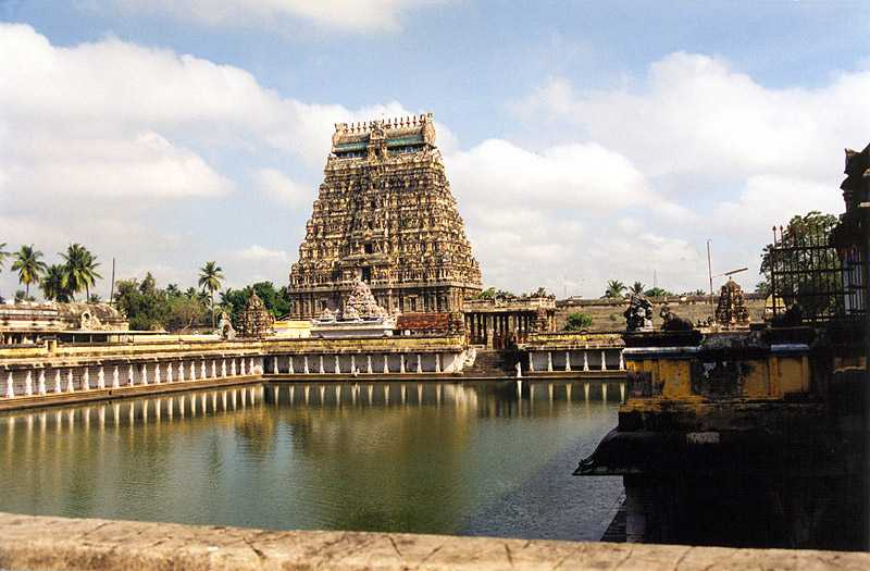 The Nataraja Temple Chidambaram