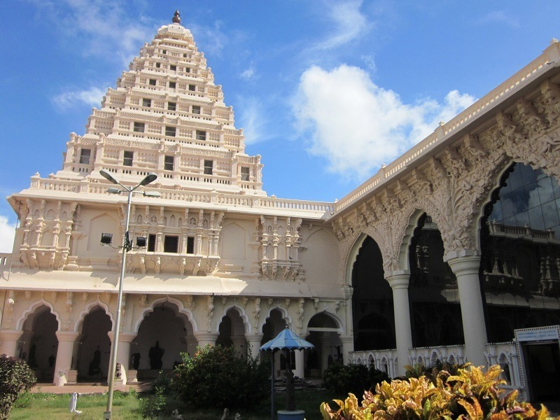 The Palace of Tanjore