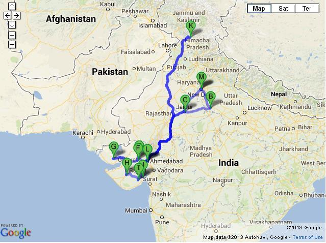 12 Days Golden Triangle and Gujarat Tour Golden Triangle India Map on hill stations india map, golden triangle mexico map, pittsburgh golden triangle map, golden triangle illinois map, india travel map, golden triangle portugal map, golden triangle europe map, taj mahal india map, dubai india map, southeast asia india map, south india map, golden triangle iceland map, nepal himalayas on world map, texas state major cities map, india rail map, golden triangle opium map, palace on wheels india map, thailand india map, golden triangle california map, char dham india map,