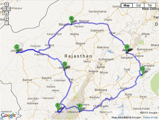 12 Days Best of Rajasthan Tour
