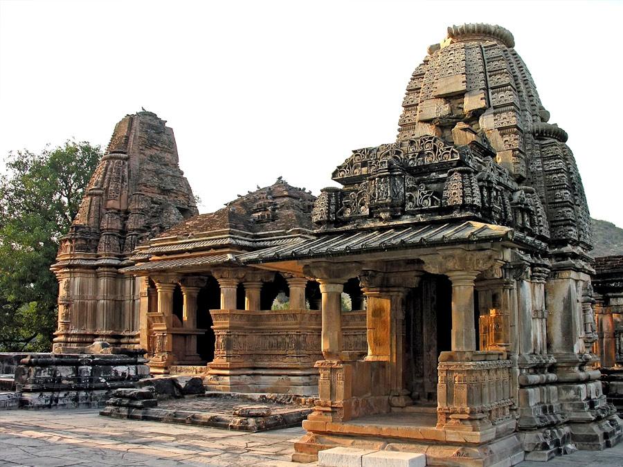 ekling ji & nagda temple udaipur rajasthan