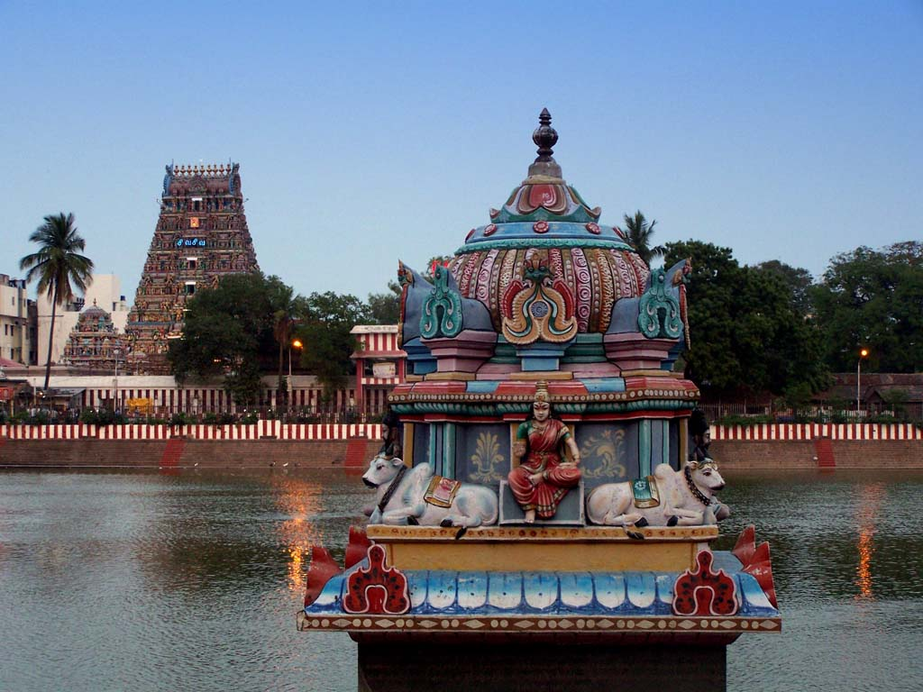 kapaleeswarar temple chennai