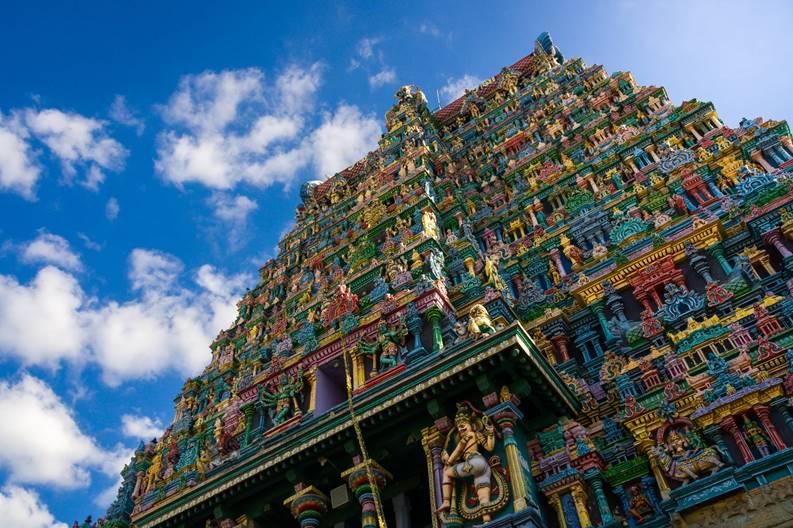 meenakshi temple madurai 1