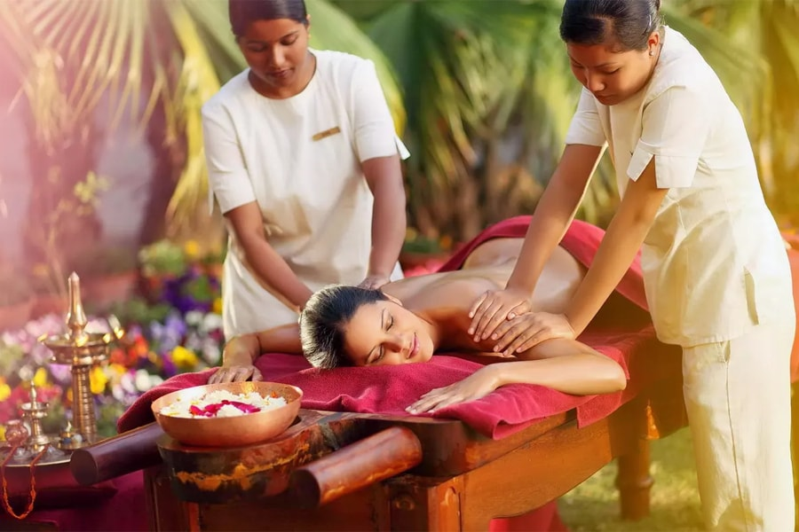 Ananda Spa Resort Ayurveda