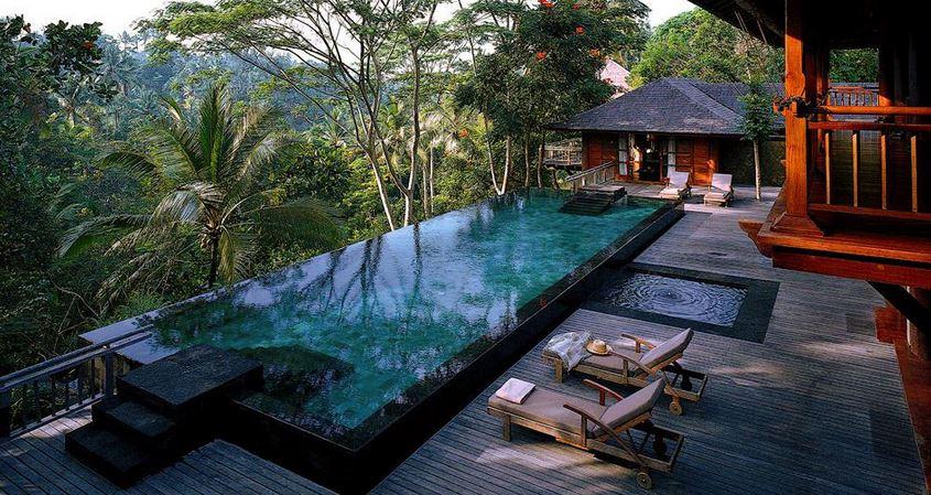 Ananda Spa Resort Pool