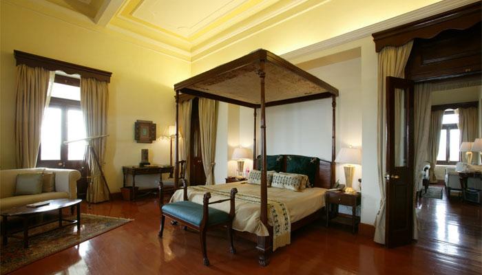 Ananda Spa Resort Suite