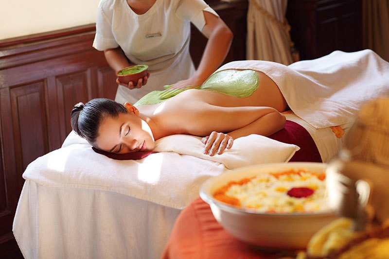 Ananda Spa Resort Therapy