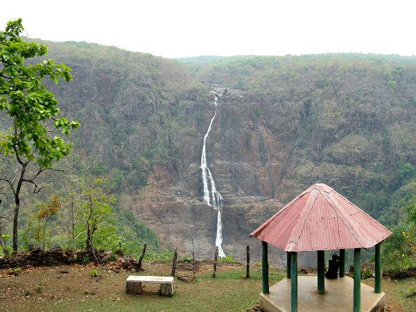 Dhanaulti Water Falls