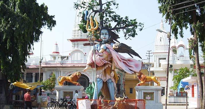 Haridwar Daksha Mahadev Temple