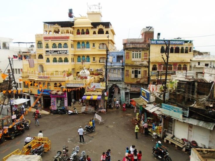 Jagdish Chowk Udaipur