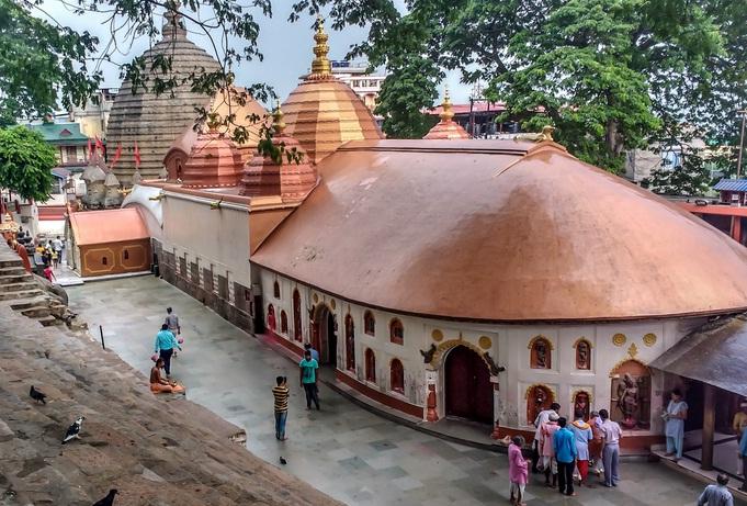 Kamakhsya Temple