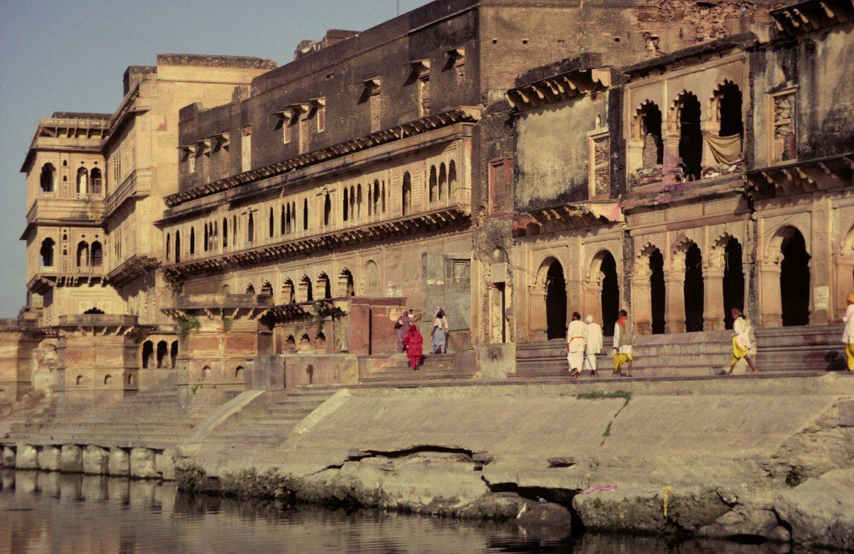 Keshi Ghat Vrindavan
