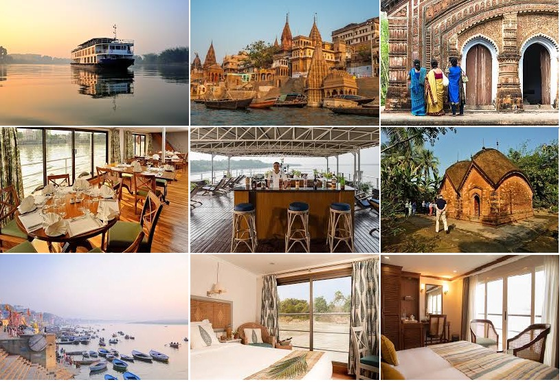 Luxury River Cruise India